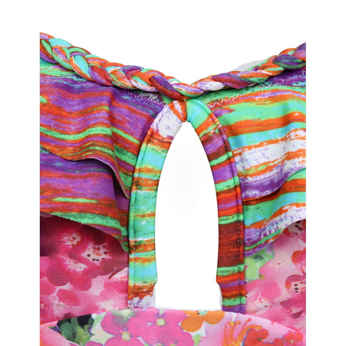 Kvetované jednodielne plavky s digitálnou potlačou RELLECIGA Digital ... 4b46d2381f