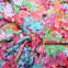 Kvetovaná šnurovacia tunika s digitálnou potlačou | OUTLET