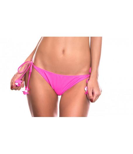 Ružovo-biele plavky RELLECIGA Marianne 3D | Spodný diel | OUTLET
