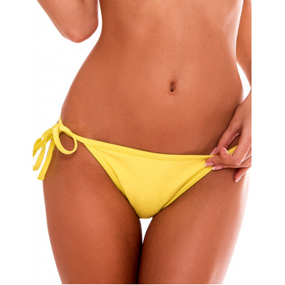 Žlté dvojdielne push-up plavky RELLECIGA Rellicious | Spodný diel