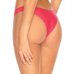 Melónovo ružové brazilkové plavkové nohavičky RELLECIGA
