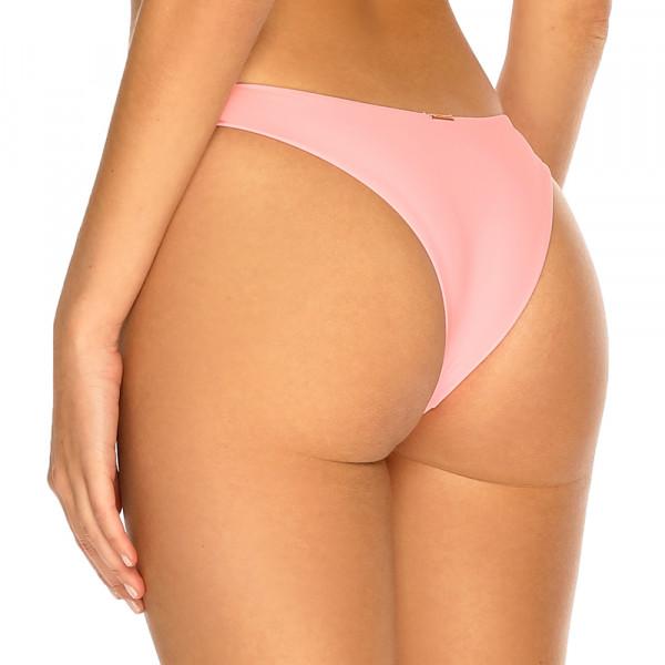Pastelovo ružové brazilkové plavkové nohavičky RELLECIGA Pastels l Bepon
