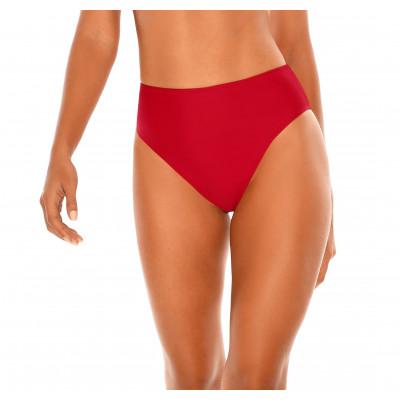 Červené plavky s vysokým pásom RELLECIGA Trends | Spodný diel