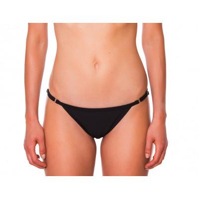Čierne brazílkové plavky RELLECIGA Metallic | Spodný diel | OUTLET