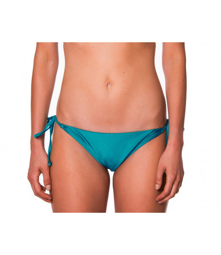 Tyrkysovozelené klasické plavky RELLECIGA Metallic | Spodný diel | OUTLET