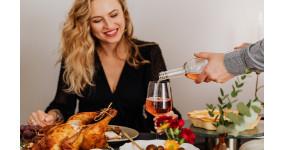 Ako jesť a nepribrať počas vianočných sviatkov?